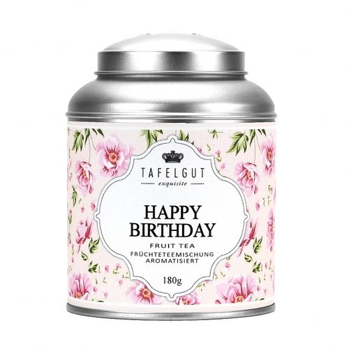 "Tee ""HAPPY BIRTHDAY TEA"" von Tafelgut, 180g"