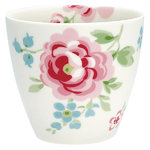 GreenGate Meryl white Latte Cup