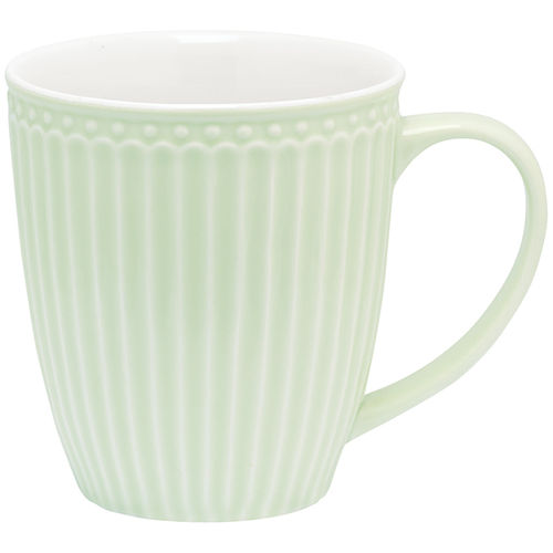GreenGate Alice pale green Tasse