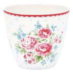 GreenGate Tess white Latte Cup
