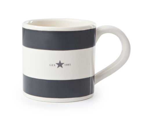 Mug gray von Lexington