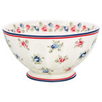 Greengate Hailey white bowl