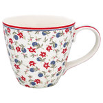 Greengate Helena white Becher