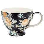 Greengate Josephine Teetasse black