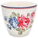 Hailey Latte Cup white von Greengate