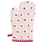 Strawberry Ofenhandschuh pale pink von Greengate