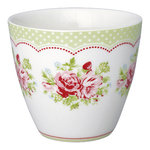 Mary Latte Cup white von Greengate